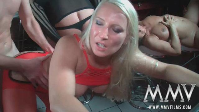 Newbie Orgy