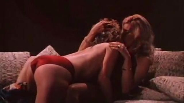 Winkie Holmes, Chris Cassidy, Paula Wain In Antique Smut Film