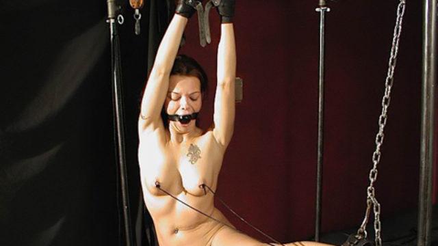 Ballerina Restrain Bondage