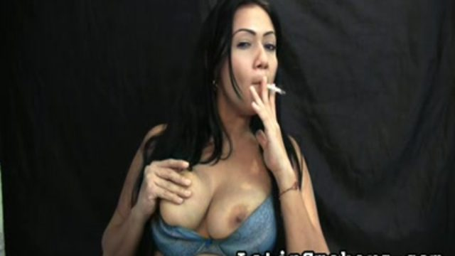 Big-titted Mother I'd Like To Have Sex With Smoking Fetish Style