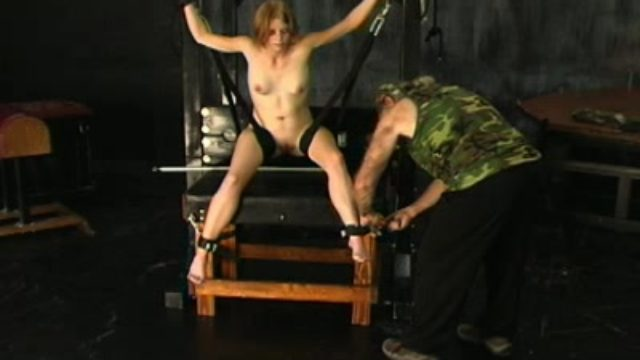Sizzling Danielle Disciplined