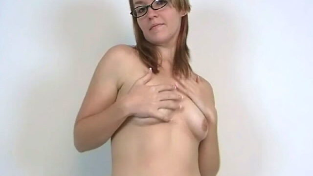 Stockinged Inexperienced Teenager Stunner In Glasses Heidi Flashing Her Puffy Cupcakes And Dancing Invitingly For You