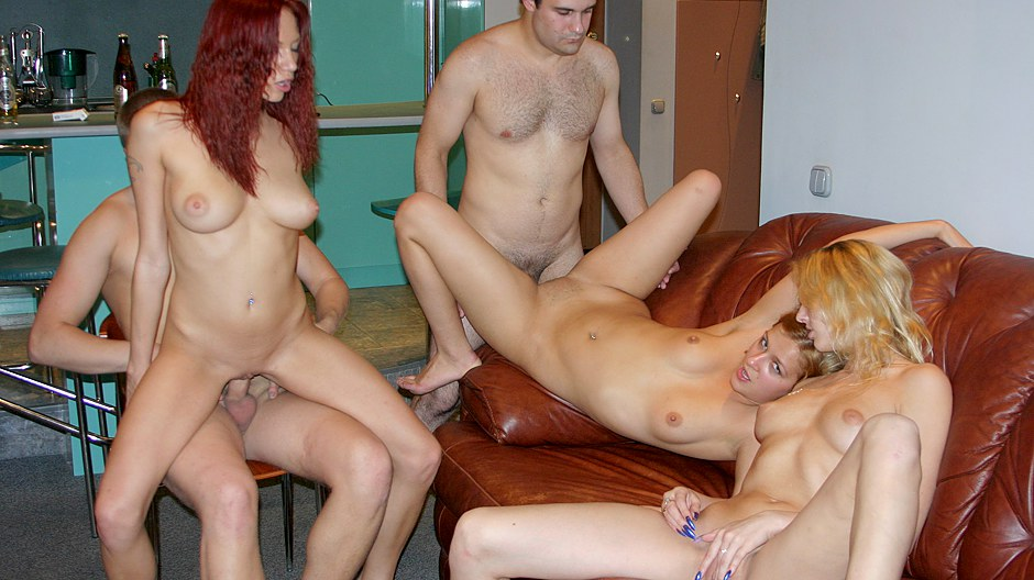 Indeed Super-naughty Soiree Porno With A Sandy-haired Sweetie