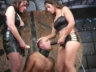 Epic Female Dom, Three Way Hookup Video