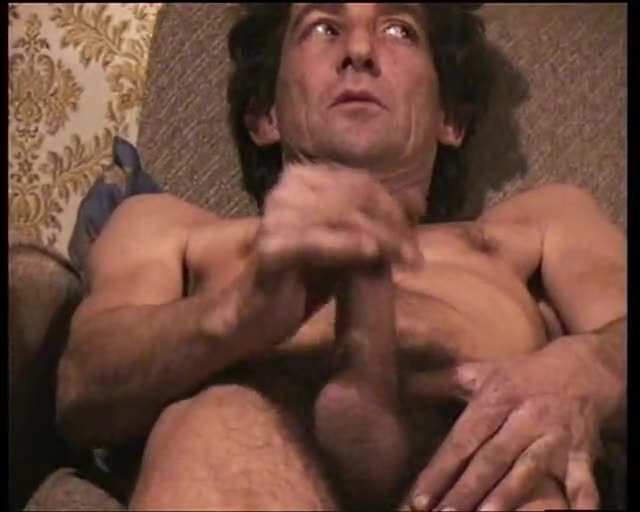 Dad Masturbating – First-timer Hump Flick