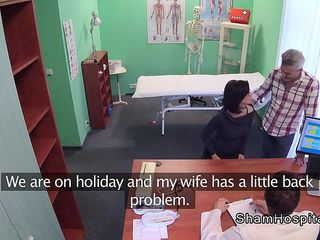 Physician Smashes Wifey Whilst Hubby Waits