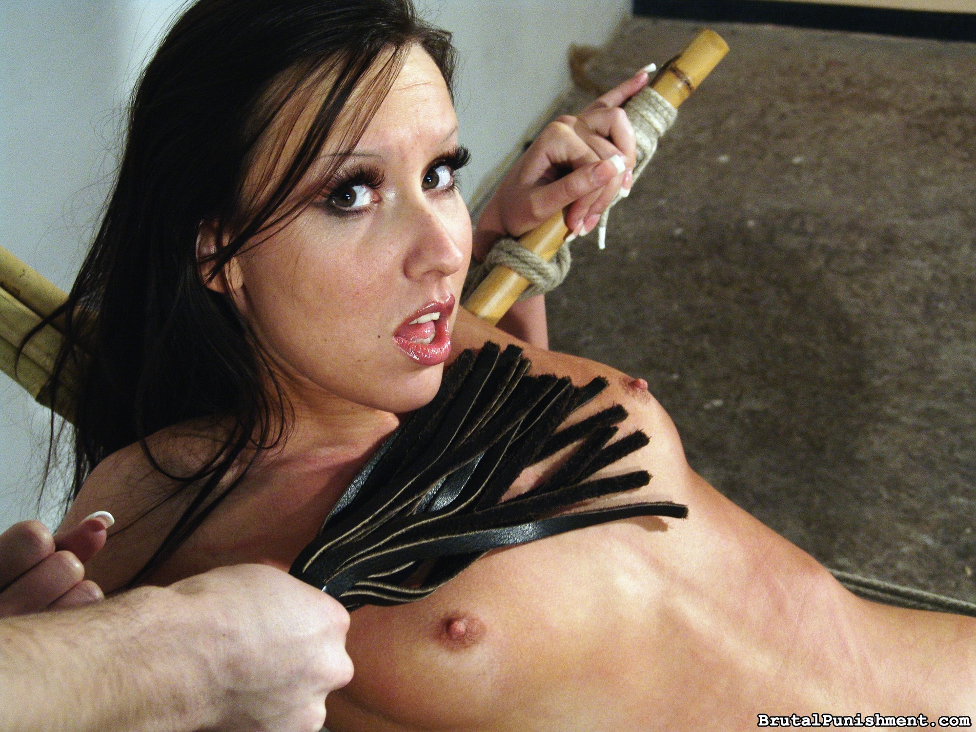 Wild Ache Hoe Nicole Suffers Every Other Restrain Bondage Consultation