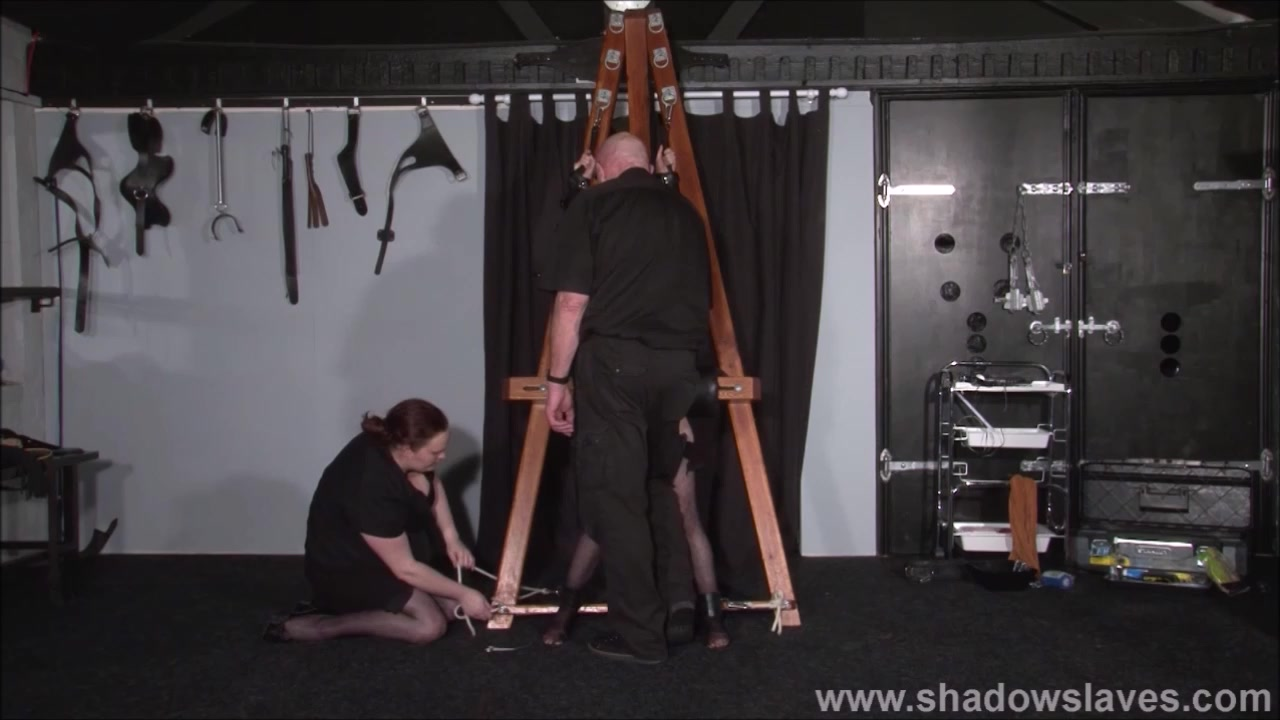 Strapped Elise Graves Twat Penalized And Hard-core Domination & Submission Of E