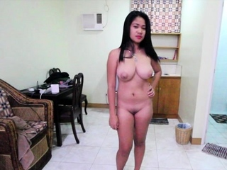 Glamorous Teenage Blows A Load From Meaty Lovestick