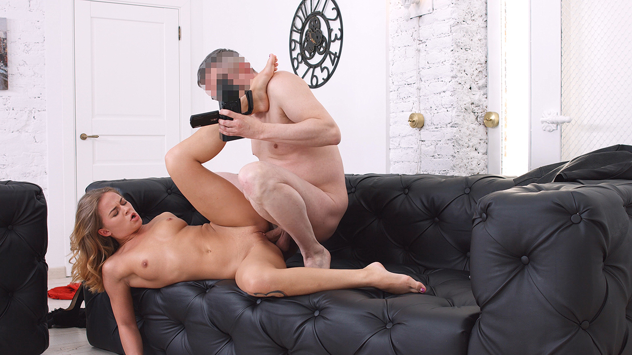 Pointy Porno Audition Unexperienced